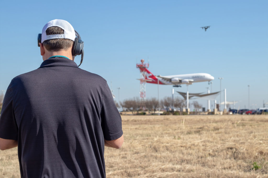 The Most Experienced Drone Company in North Texas